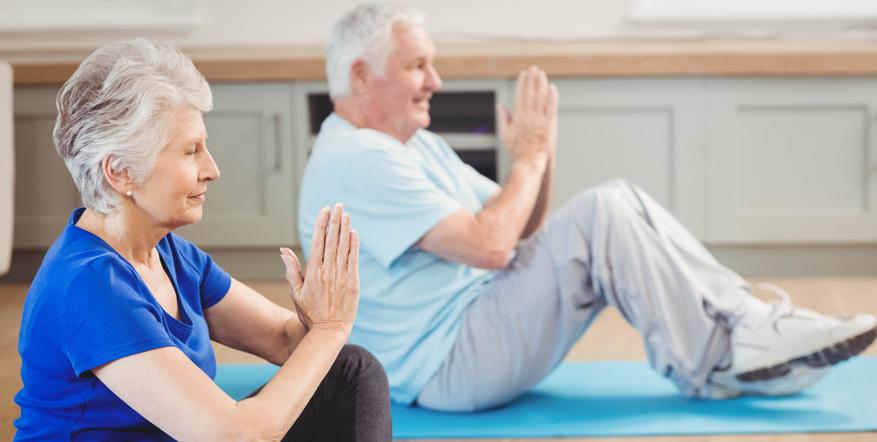 elderly-meditate